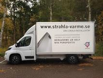 Strahla-varmes lastbil